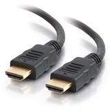 C2G 1ft High Speed HDMI Cable with Ethernet