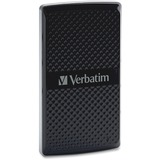 VER47680 - Verbatim 128GB Vx450 External SSD, USB 3.0 w...