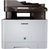 Samsung Xpress C1860FW Laser Multifunction Printer - Color - Plain Paper Print - Desktop