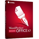 Corel WordPerfect Office v.X7 Professional Edition - Media Only