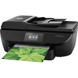 HP Officejet 5740 Inkjet Multifunction Printer - Color - Plain Paper Print - Desktop