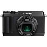 Olympus SH-1 16 Megapixel Compact Camera - Black