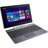 "Asus Transformer Book T100TA-C2-EDU 64 GB Net-tablet PC - 10.1"" - In-plane Switching (IPS) Technology - Wireless LAN - Intel Atom Z3740 Quad-core (4 Core) 1.33 GHz - Gray"