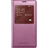 Samsung View Cover EF-CG900B Carrying Case for Smartphone - Pink Glam