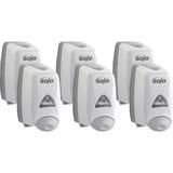 Gojo FMX-12 Foam Handwash Soap Dispenser - Manual - 42.3 fl oz (1250 mL) - Dove Gray GOJ515006CT