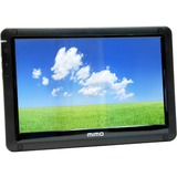 "Mimo Monitors 720F 7"" LCD Touchscreen Monitor - 16:9 - 20 ms - Resistive - 800 x 480 - WVGA - 400:1 - 350 Nit - USB - Black - RoHS - 1 Year"
