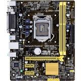 Asus H81M-D PLUS Desktop Motherboard - Intel H81 Chipset - Socket H3 LGA-1150