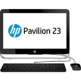 HP Pavilion 23-g000 23-g119 All-in-One Computer - Intel Core i3 i3-4150T 3 GHz - Desktop
