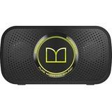 Monster Cable SuperStar Speaker System - 5 W RMS - Portable - Wireless Speaker(s) - Neon Green, Black