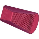 Logitech X300 Speaker System - Wireless Speaker(s) - Red
