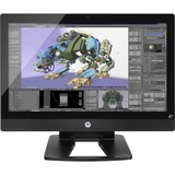 HP Z1 G2 All-in-One Workstation - 1 x Processors Supported - 1 x Intel Xeon E3-1246 v3 Quad-core (4 Core) 3.50 GHz