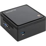 Gigabyte BRIX GB-BXBT-2807 Desktop Computer - Intel Celeron N2807 1.58 GHz - Mini PC