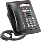 Avaya 1403 Standard Phone - Black