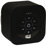 Adesso Xtream Xtream S1B Speaker System - Wireless Speaker(s) - Battery Rechargeable - Wall Mountable - Black