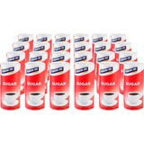 Genuine Joe Pure Cane Sugar Canister - Canister - 1.25 lb - Natural Sweetener - 24/Carton GJO56100CT