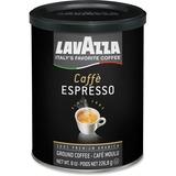 Lavazza Caffe Espresso Ground Coffee, Dark Roast, 8 oz Can LAV1450