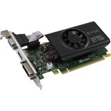EVGA GeForce GT 730 Graphic Card - 902 MHz Core - 2 GB GDDR5 - PCI Express 2.0 x16 - Low-profile - Single Slot Space Required