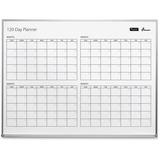 NSN6222133 - SKILCRAFT 4-Month Dry Erase Calendar Board