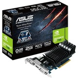 Asus GT730-2GD3-CSM GeForce GT 730 Graphic Card - 700 MHz Core - 2 GB DDR3 SDRAM - PCI Express 2.0