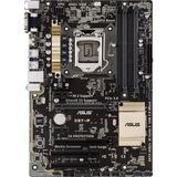 Asus Z97-P Desktop Motherboard - Intel Z97 Express Chipset - Socket H3 LGA-1150