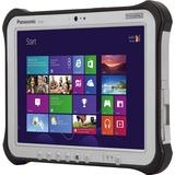 "Panasonic Toughpad FZ-G1FS3GXBM Tablet PC - 10.1"" - In-plane Switching (IPS) Technology - Intel Core i5 i5-4310U Dual-core (2 Core) 2 GHz"