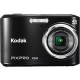 Kodak PIXPRO FZ41 16.2 Megapixel Compact Camera - Black