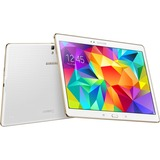 "Samsung Galaxy Tab S SM-T800 16 GB Tablet - 10.5"" - Wireless LAN - Samsung Exynos 5 Quad-core (4 Core) 1.90 GHz - Dazzling White"