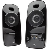 Cyber Acoustics CA-2026 2.0 Speaker System - 5 W RMS - Black