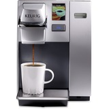 Keurig® OfficePRO K155 Premier Brewing System, Single-Cup, Silver GMT20155