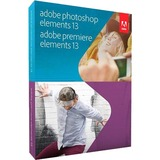 Adobe Photoshop Elements 13 Plus Premiere Elements 13 - 1 User