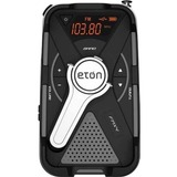 Eton The Rugged, Smartphone Charging Weather Alert Radio with Solar Power