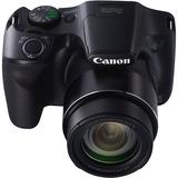 Canon PowerShot SX520 HS 16 Megapixel Compact Camera - Black