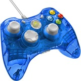 Rock Candy Wired Controller for Xbox 360 - Blueberry Boom