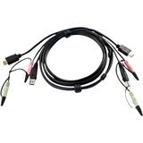 Aten USB HDMI KVM Cable