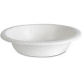 DXEDBB12W - Dixie Basic 12-oz Paper Bowls