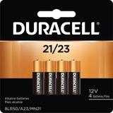 DURMN21B4PK - Duracell Security 21/23 Alkaline 12V Battery - ...