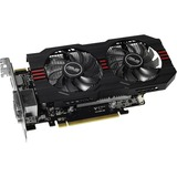 Asus R7260X-OC-2GD5 Radeon R7 260X Graphic Card - 1.08 GHz Core - 2 GB GDDR5 SDRAM - PCI Express 3.0 - Dual Slot Space Required