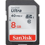 SanDisk Ultra 8 GB Secure Digital High Capacity (SDHC)