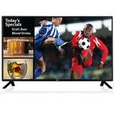 "LG 65"" Class TV Tuner Built-in Digital Signage"