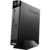 Lenovo ThinkCentre M53 10DC0011US Desktop Computer - Intel Pentium J2900 2.41 GHz - Tiny - Business Black