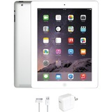"eReplacements iPad 2 MC979LL/A 16 GB Tablet - Refurbished - 9.7"" - Wireless LAN - Apple A5 Dual-core (2 Core) 1 GHz - White"