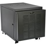 Tripp Lite SmartRack 12U Industrial Floor Enclosure (Includes Doors and Side Panels)