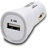 Tripp Lite USB Tablet / Phone Car Charger, 5V / 2.4A