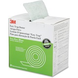 """SKILCRAFT Easy Trap Disposable Duster Sheets - Sheet - 6"""" Width x 5"""" Length - 60 / Roll - White NSN5989091"""