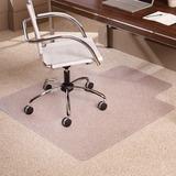 "ES Robbins Everlife Chairmat - Office, Home, School, Indoor - 60"" Length x 46"" Width x 0.38"" Thickne ESR128323"