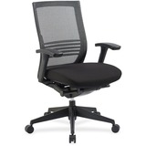Lorell Mid-back Mesh Chair
