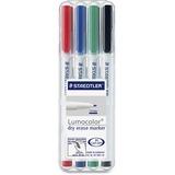 Lumocolor Dry-erase Marker Set