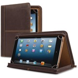 "Solo Executive Carrying Case (Portfolio) for 11"" Tablet, Digital Text Reader - Espresso"