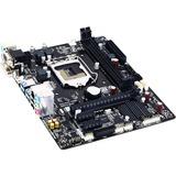 Gigabyte Ultra Durable GA-H81M-S2H Desktop Motherboard - Intel H81 Chipset - Socket H3 LGA-1150