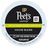 Peet's Coffee & Tea® Decaf House Blend K-Cups, 22/Box GMT6544